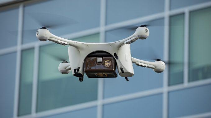 Matternet's M2 Drone System Enabling New US Hospital Delivery Network at Wake Forest Baptist Health, Winston-Salem, North Carolina. Source: Matternet