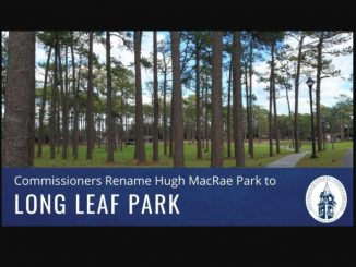 Long Leaf Park is in Wilmington, NC. Source: New Hanover County Government