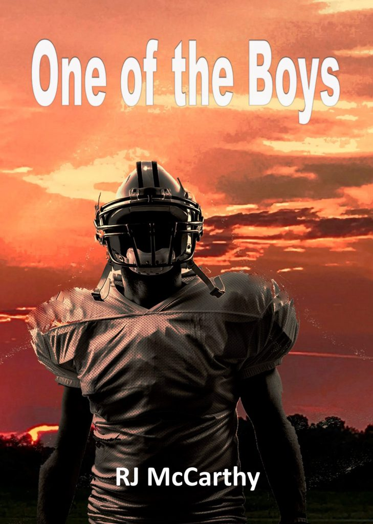 "Novel ""One of the Boys"" by RJ McCarthy is available as paperback and for Kindle. Source: Donna Campbell Smith"