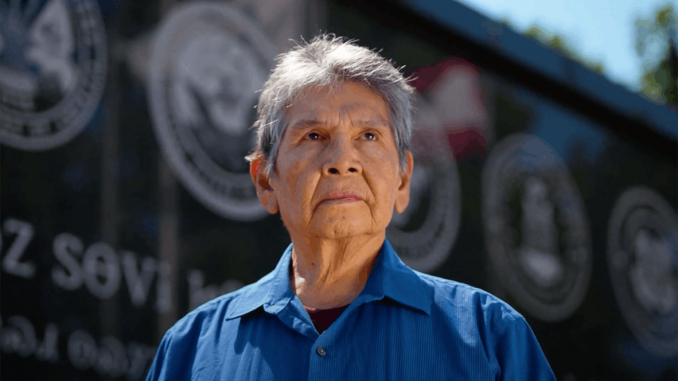 Feeling was a first-language Cherokee speaker, not learning English until he started first grade.Source: Cherokee Nation, Anadisgoi News Room