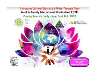 Virtual Franklin County International Film Festival 2020. Source: Gauri Singh/Franklin County Film Festival Committee