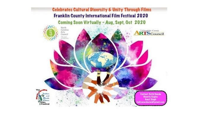 Virtual Franklin County International Film Festival 2020. Source: Gauri Singh/Franklin County Film Festival Committee