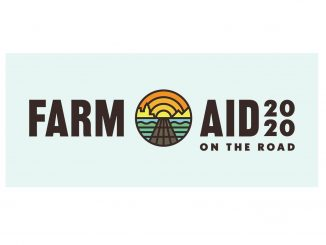 Farm Aid 2020 On the Road logo