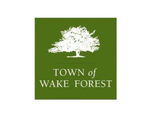 Town of Wake Forest, North Carolina logo