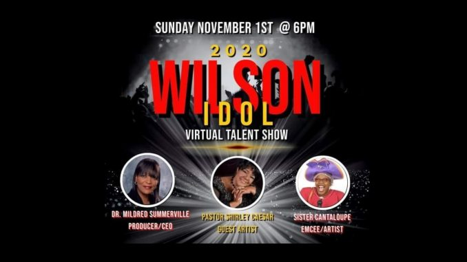 Wilson Idol 2020 Virtual Talent Show