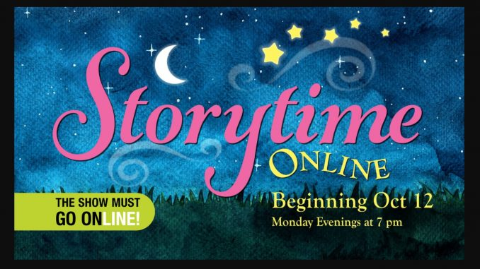Enjoy Fall 2020 Storytime Online Monday evenings. Source: Wake Forest Renaissance Centre