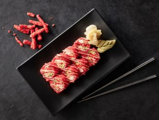 Hissho Sushi-Cheetos-Flamin-Hot-Roll