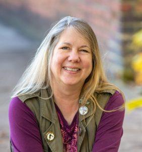 Author Kim Beall
