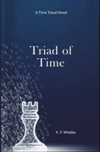Cover of Triad of Time: A Time Travel Novel