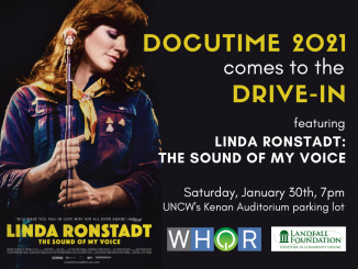 DocuTime 2021 Drive-in documentary on Linda Ronstadt. Source: Mary Bradley, WHQR