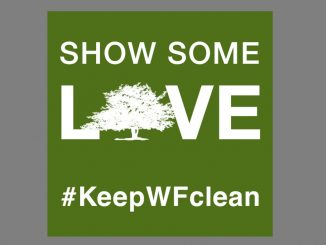 Show Some Love campaign to Keep Wake Forest Clean. Source: Town of Wake Forest, North Carolina