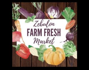 Apply for Vendor Space at the Zebulon Farm Fresh Market 2021