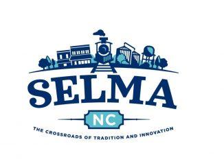 Town of Selma, North Carolina logo