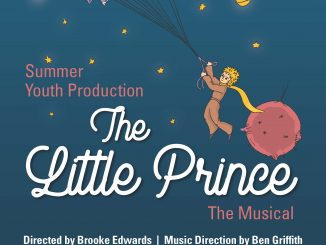The Little Prince musical poster. Source: Jessie Nunery, city of Rocky Mount