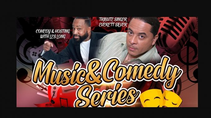 Live Music & Comedy Series: The Best of Blues, R&B and Soul Music image