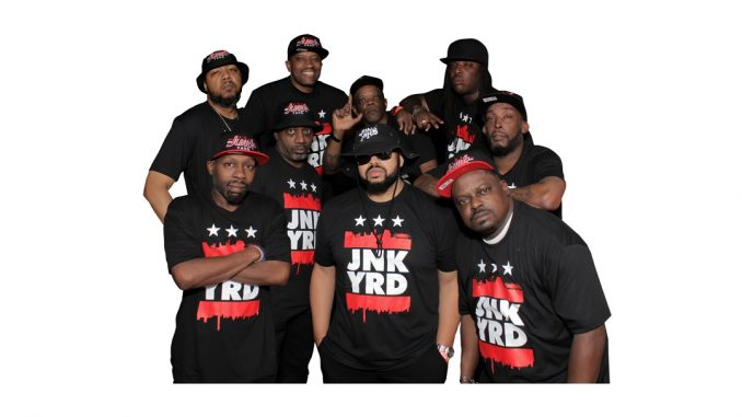 """Junkyard Band will play at the Rocky Mount, NC """"End of Summer Celebration"""" on Aug. 28, 2021. Source: Jessie Nunery"""