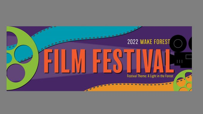 2022 Wake Forest Film Festival. Source: Town of Wake Forest