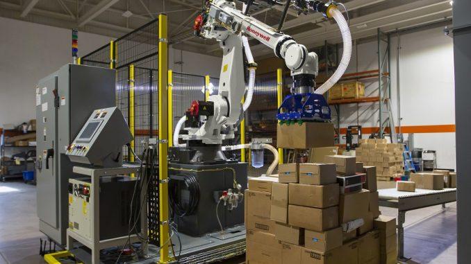 Honeywell Smart Flexible Depalletizer
