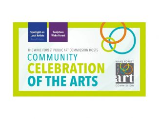 Community Celebration of the Arts 2021. Source: Town of Wake Forest, NC