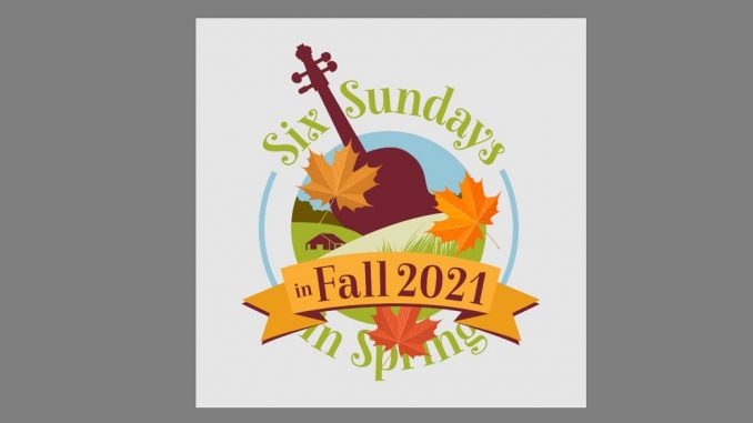 Six Sundays in Fall 2021. Source: Town of Wake Forest, North Carolina